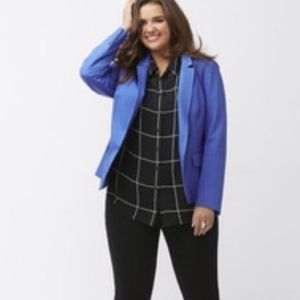 Lane Bryant Tailored Blazer